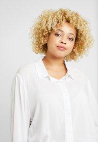 Cotton On Curve - CURVE EVERYDAY - Overhemdblouse - white - 3
