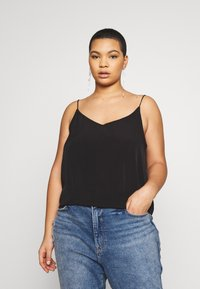 Cotton On Curve - ASTRID CAMI - Topper - black - 0