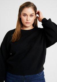 Cotton On Curve - JUMPER - Pullover - black - 3