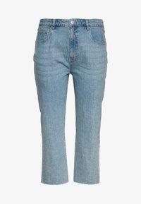 Cotton On Curve - STRETCH HIGH RISE - Jeans straight leg - boston blue - 0
