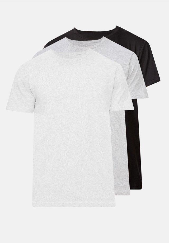 T-shirt basic - multicoloured