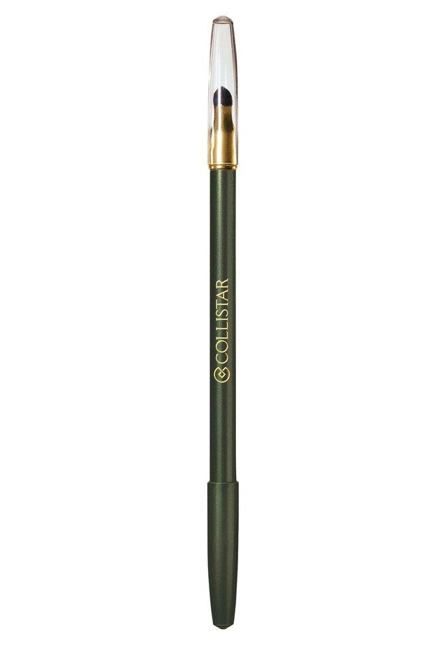 PROFESSIONAL EYE PENCIL - Eyeliner - n.6 verde foresta