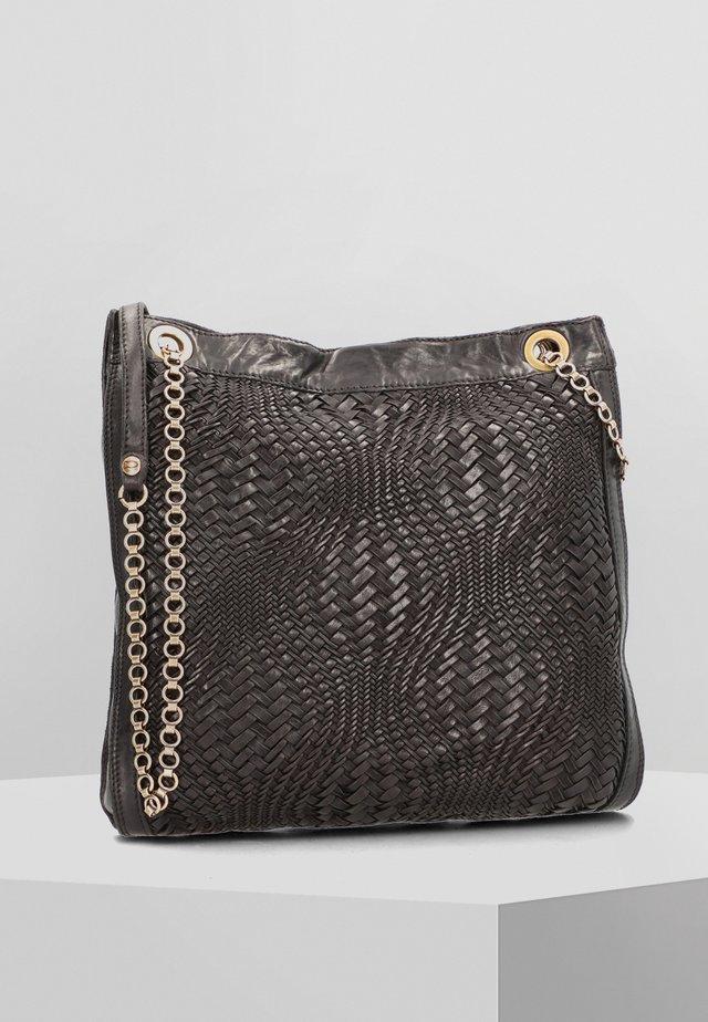 EDERA - Handtasche - black