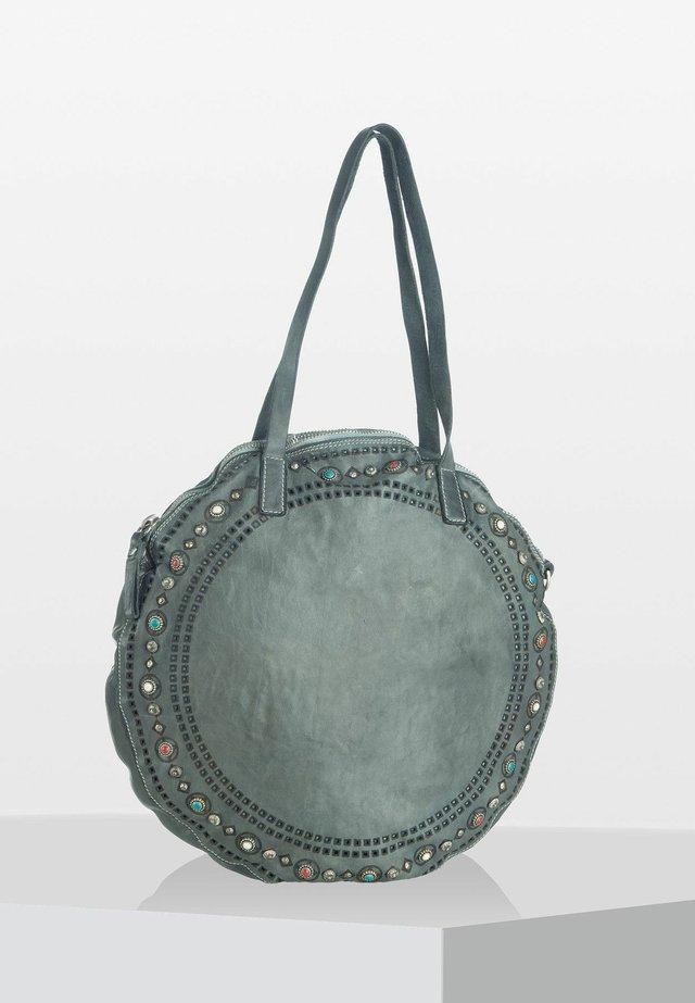 Handtasche - turquoise
