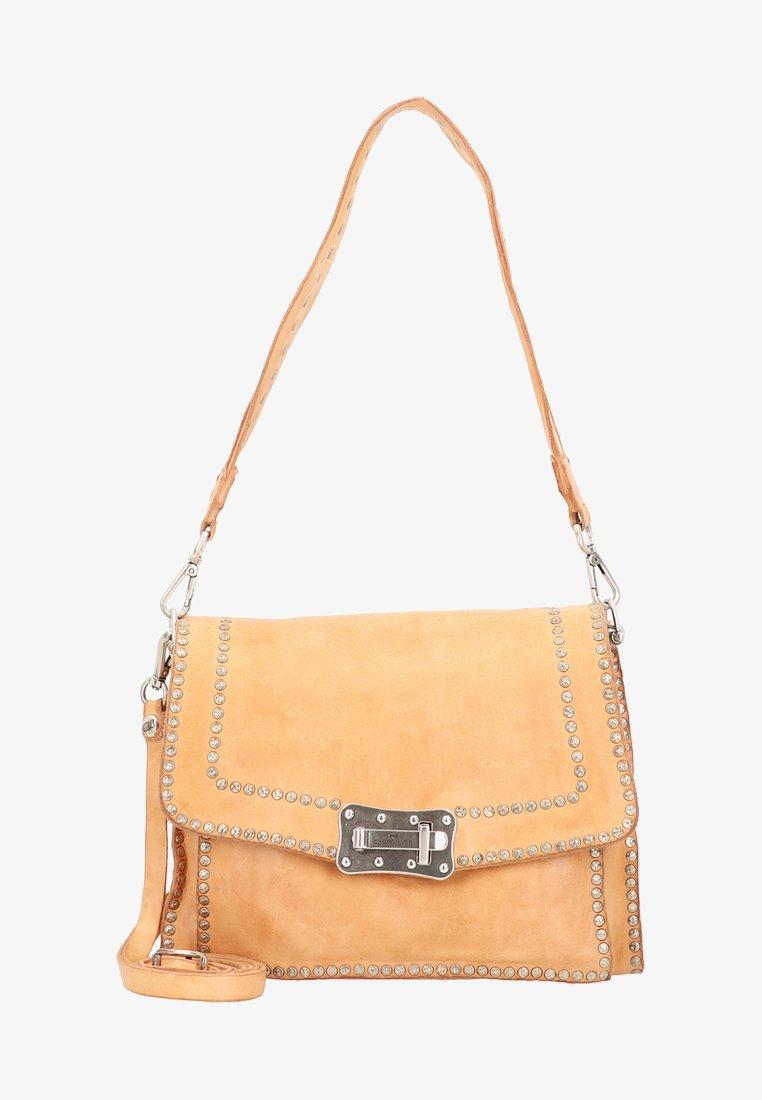 Campomaggi - Handtasche - beige