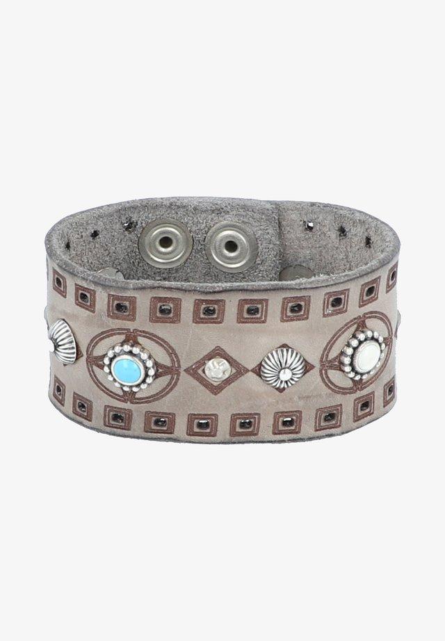 Armband - pearl grey