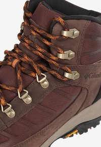 Columbia - Bottines à lacets - brown - 6