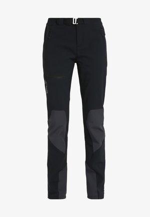 TITAN RIDGE  - Outdoor trousers - black