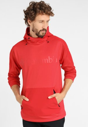 MAXTRAIL MIDLAYER  - Trainingsjacke - mountain red