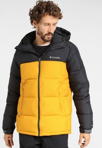 Columbia - PIKE  - Winter jacket - golden yellow - 0