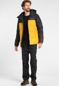 Columbia - PIKE  - Winter jacket - golden yellow - 1