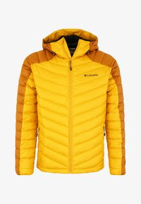 Columbia - HORIZON  - Winter jacket - yellow - 5
