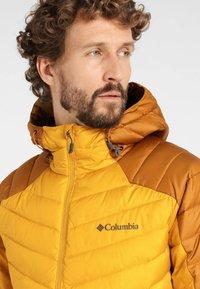 Columbia - HORIZON  - Winter jacket - yellow - 3