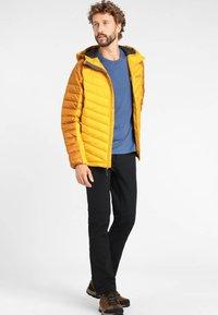 Columbia - HORIZON  - Winter jacket - yellow - 1