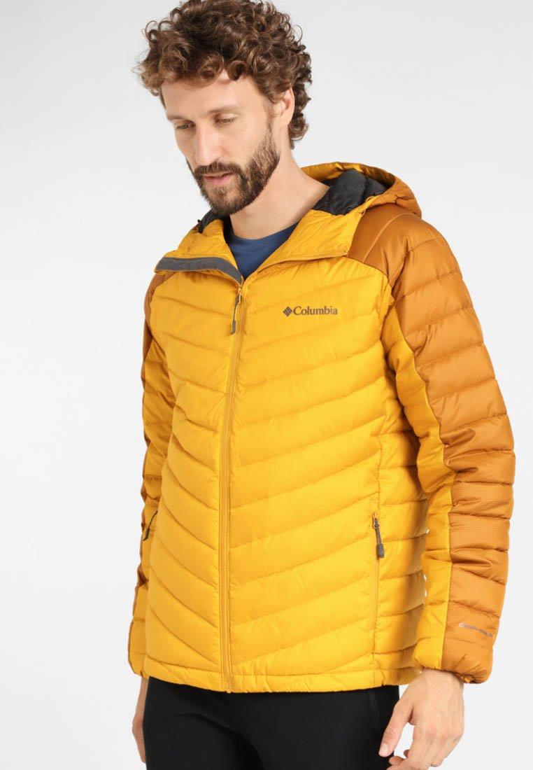 Columbia - HORIZON  - Winter jacket - yellow