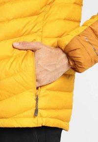 Columbia - HORIZON  - Winter jacket - yellow - 4