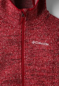 Columbia - Fleece jacket - pomegranate - 3