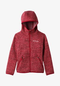 Columbia - Fleece jacket - pomegranate - 0