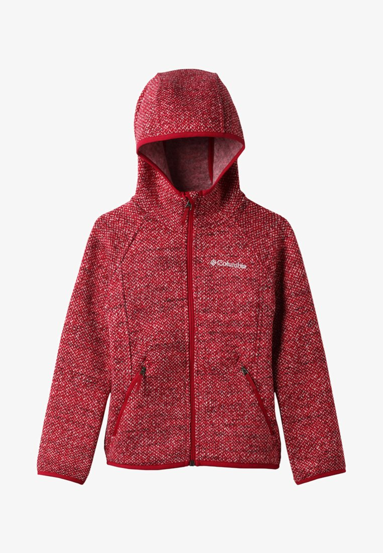 Columbia - Fleece jacket - pomegranate