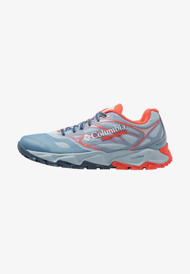 Columbia - TRANS ALPS F.K.T. II - Běžecké boty do terénu - mirage, red quartz