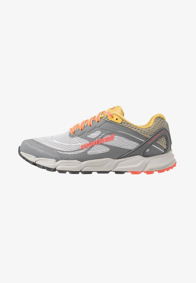 CALDORADO III - Obuwie do biegania Szlak - slate grey/corange