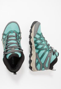 Columbia - PEAKFREAK X2 MID OUTDRY - Chaussures de marche - copper ore/warm gold - 1