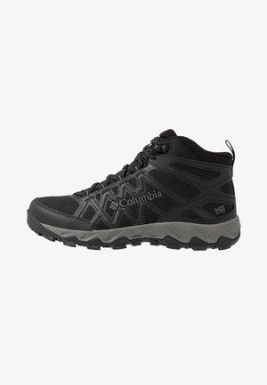 PEAKFREAK X2 MID OUTDRY - Outdoorschoenen - black/titanium