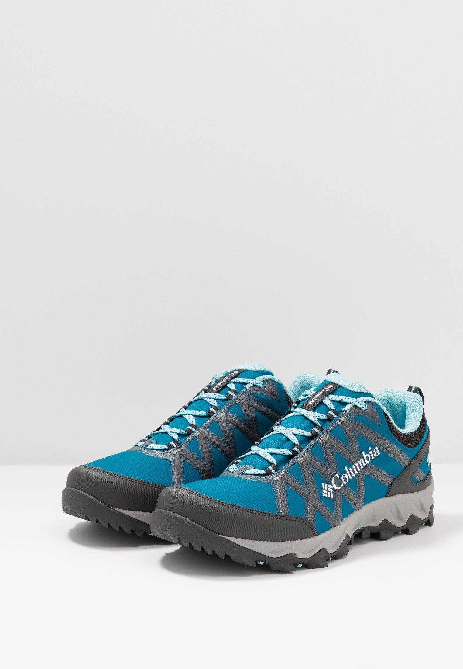 Columbia PEAKFREAK X2 OUTDRY - Hikingschuh - lagoon/blue - Black Friday