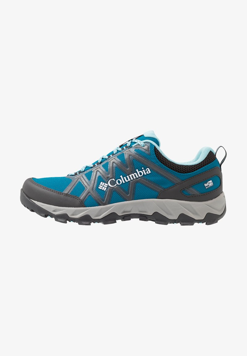 Columbia - PEAKFREAK X2 OUTDRY - Hiking shoes - lagoon/blue