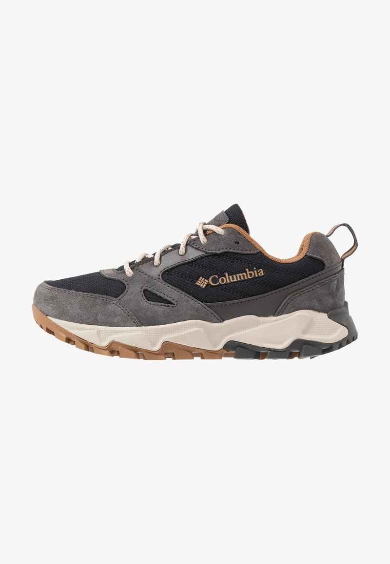 Columbia - IVO TRAIL - Trail running shoes - black
