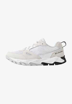 IVO TRAIL BREEZE - Walking trainers - white/ice grey