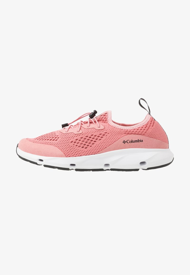 Columbia - VENT - Hiking shoes - canyon rose/black