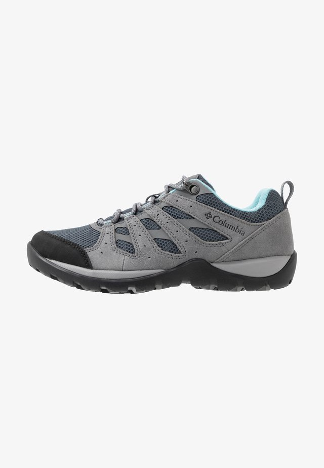 REDMOND V2 - Hikingschuh - graphite/blue