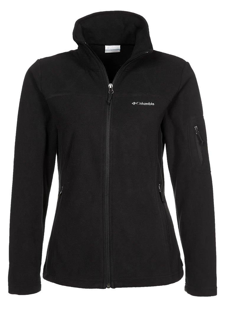 Columbia - FAST TREK™ JACKET  - Fleecová bunda - black