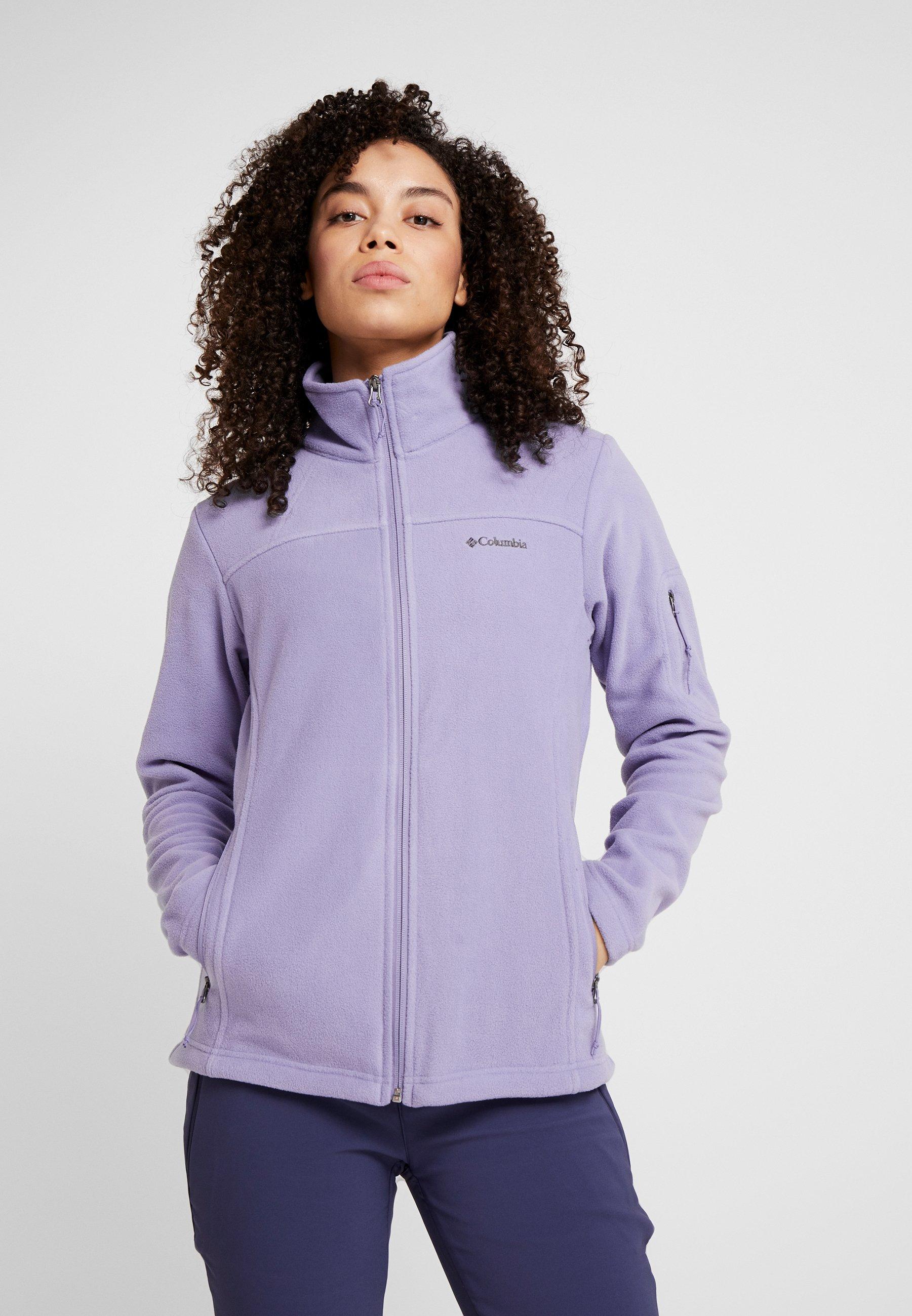 Columbia jacketVeste Polaire Trek� Iris Fast Dusty Ok8wn0P