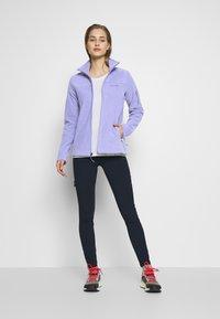 Columbia - FAST TREK™ JACKET  - Fleece jacket - new moon - 1