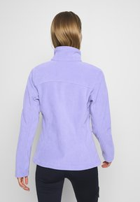 Columbia - FAST TREK™ JACKET  - Fleece jacket - new moon - 2