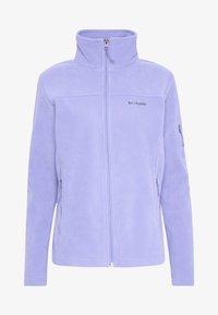 Columbia - FAST TREK™ JACKET  - Fleece jacket - new moon - 4