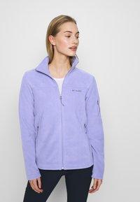Columbia - FAST TREK™ JACKET  - Fleece jacket - new moon - 0