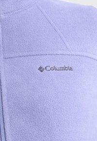 Columbia - FAST TREK™ JACKET  - Fleece jacket - new moon - 5