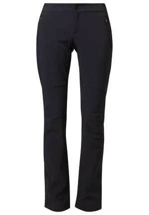 BACK BEAUTY - Outdoor trousers - black