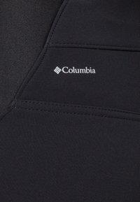 Columbia - BACK BEAUTY - Outdoorbroeken - black - 3