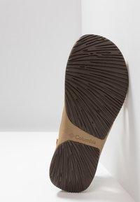 Columbia - SOLANA - Vaellussandaalit - brown - 4