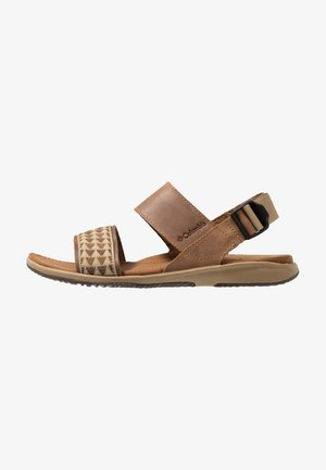 SOLANA - Sandales de randonnée - brown