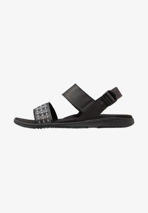 SOLANA - Sandales de randonnée - black/graphite