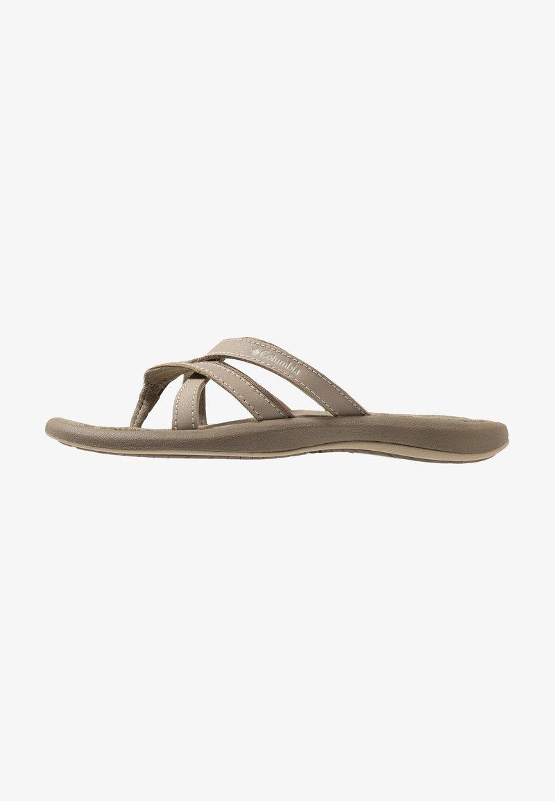 Columbia - KAMBI II - Walking sandals - silver sage/fawn