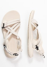 Columbia - Outdoorsandalen - fawn/white - 1