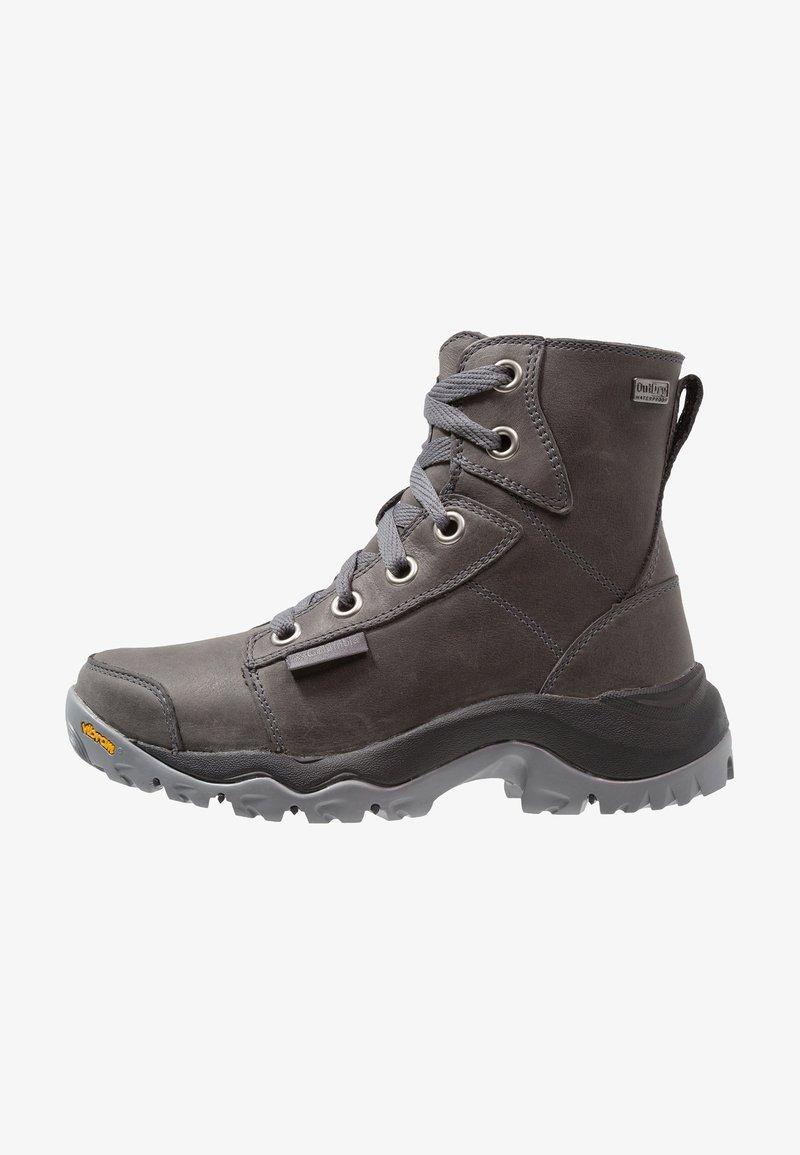Columbia - CAMDEN OUTDRY CHUKKA - Hiking shoes - graphite