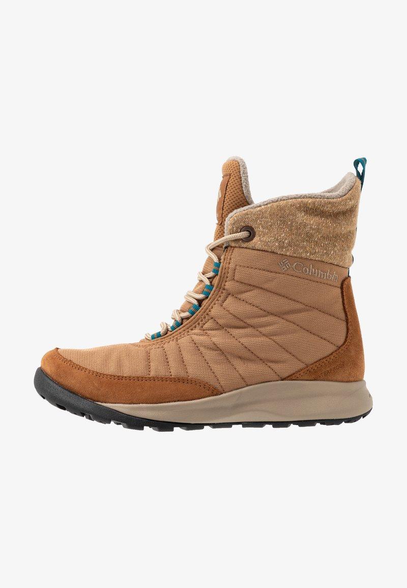 Columbia - NIKISKI - Winter boots - elk/lagoon