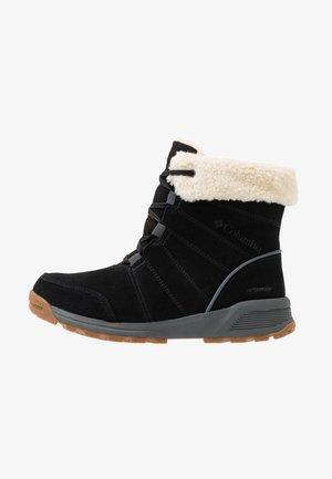 MARAGAL WP - Snowboots  - black/graphite